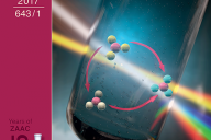 Cover Picture: Reactions in Ionic Liquids (Z. Anorg. Allg. Chem. 1/2017)